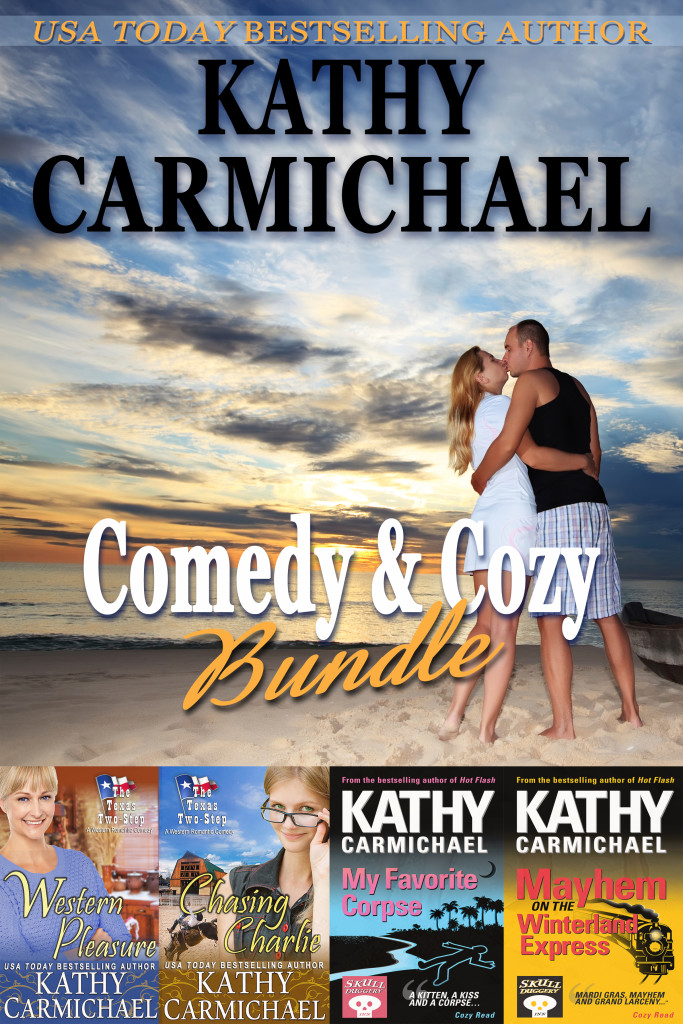 Comedy & Cozy Bundle by Kathy Carmichael