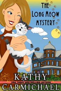 The Long Meow Mystery by Kathy Carmichael