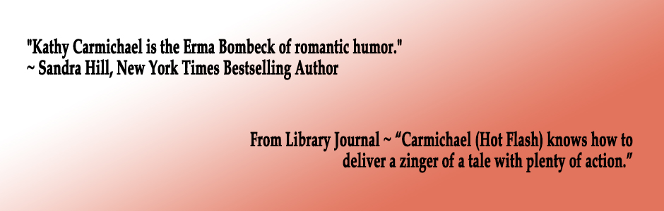 Quote from Library Journal and Sandra Hill
