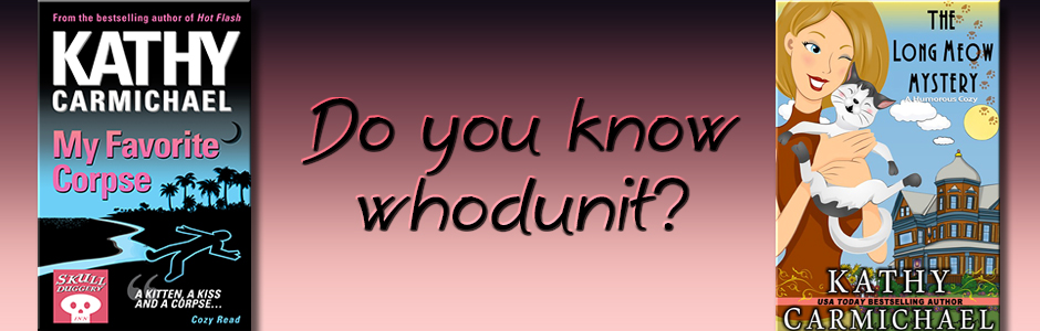Do You Know Who Dunit?