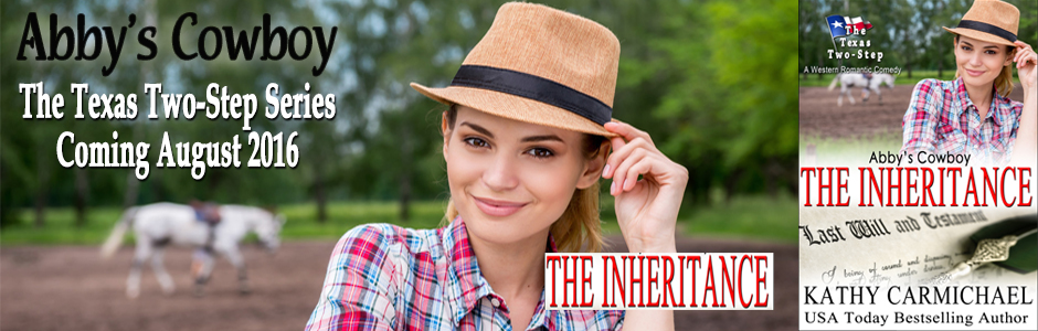 Abby's Cowboy: The Inheritance