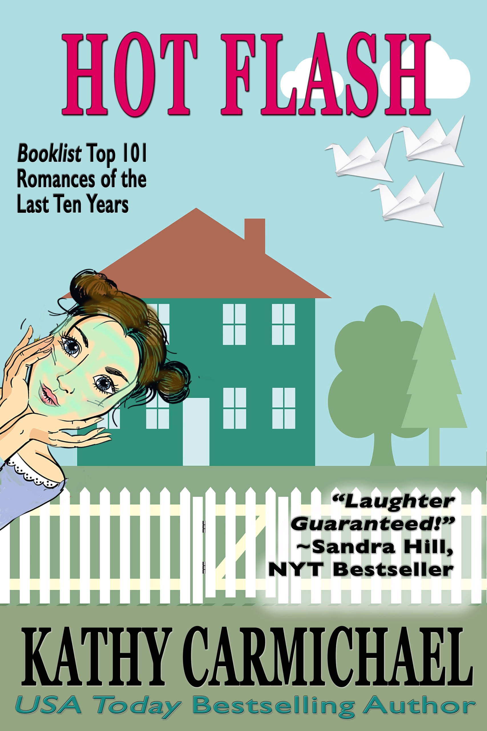 Romantic Comedy and Humorous Mystery Author | Kathy Carmichael